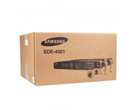 Samsung SDE 8-Channel 1TB DVR Home Security System w/6 Night-Vision & Weatherproof Cameras