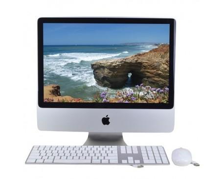 Apple Imac 20 Core 2 Duo E8135 2 4ghz All In One Computer 1gb