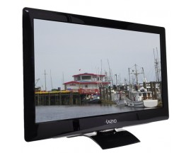 "26"" Vizio E260MV 1080p Widescreen Edge-Lit Razor LED LCD HDTV - 16:9 20000:1 (Dynamic) 5ms 2 HDMI ATSC/NTSC Tuners"
