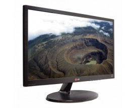 "22"" LG 1080p Widescreen Ultra-Slim LED LCD Monitor"